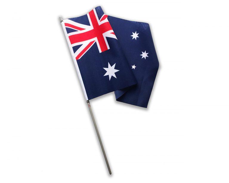 """""""Let's Flag"""" Australia"""