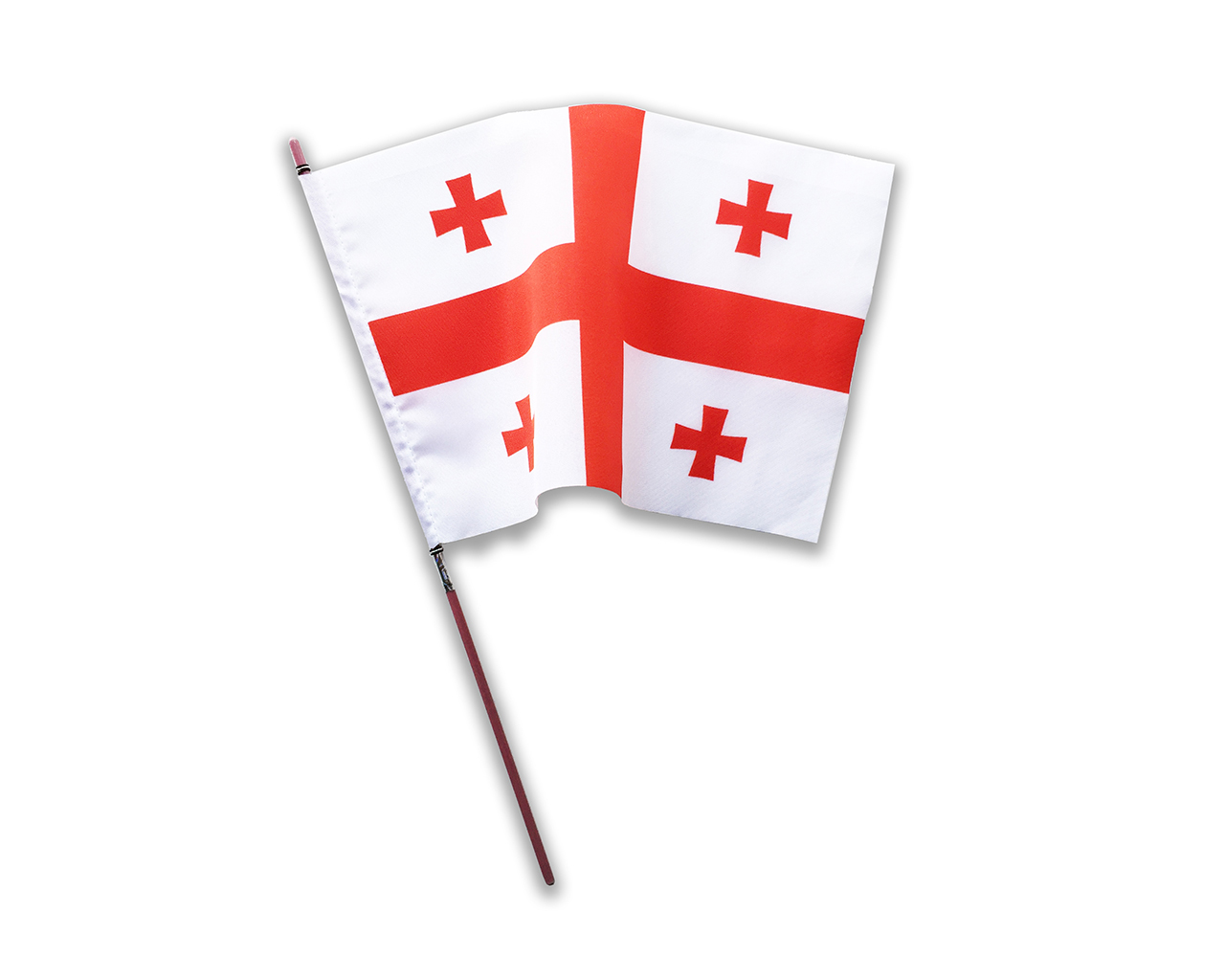 """""""Let's Flag"""" Georgia"""