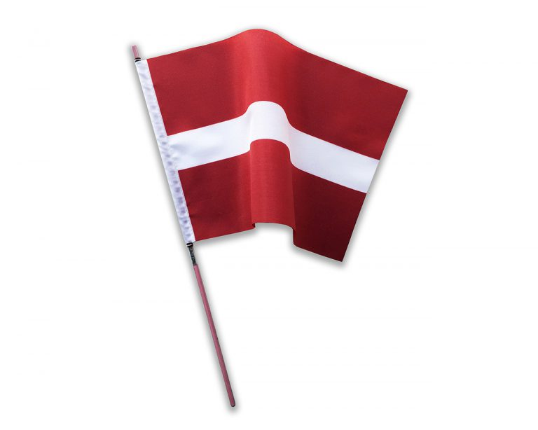 """Let's Flag"" Latvia-0"