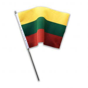 """Let's Flag"" Lithuania"