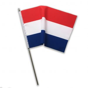 """Let's Flag"" The Netherlands"