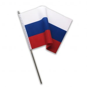 """Let's Flag"" Russia"