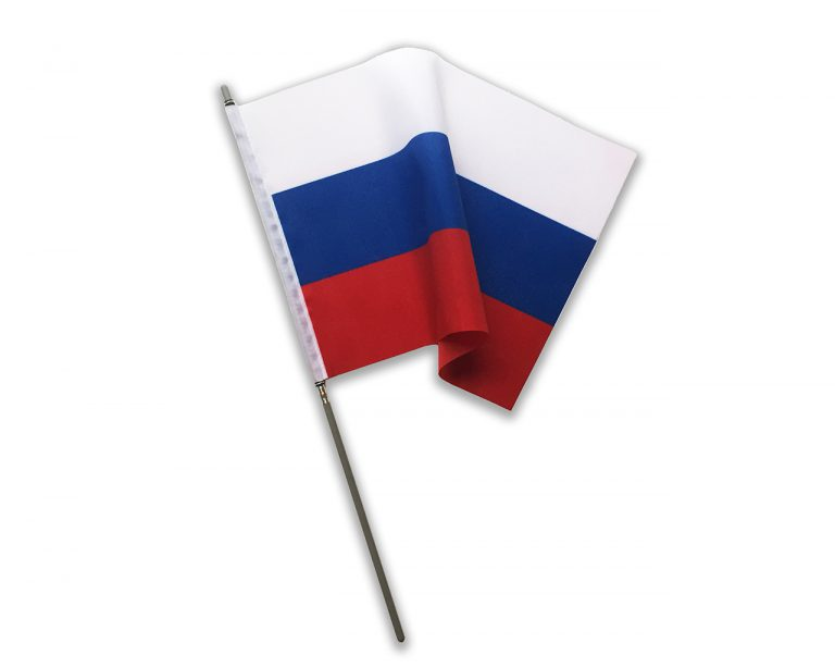 """""""Let's Flag"""" Russia"""