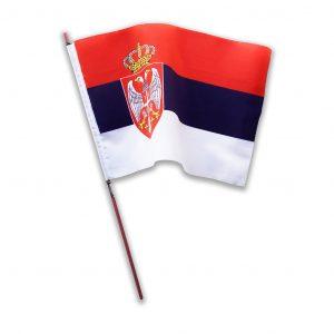 """Let's Flag"" Serbia"