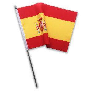 """Let's Flag"" Spain"