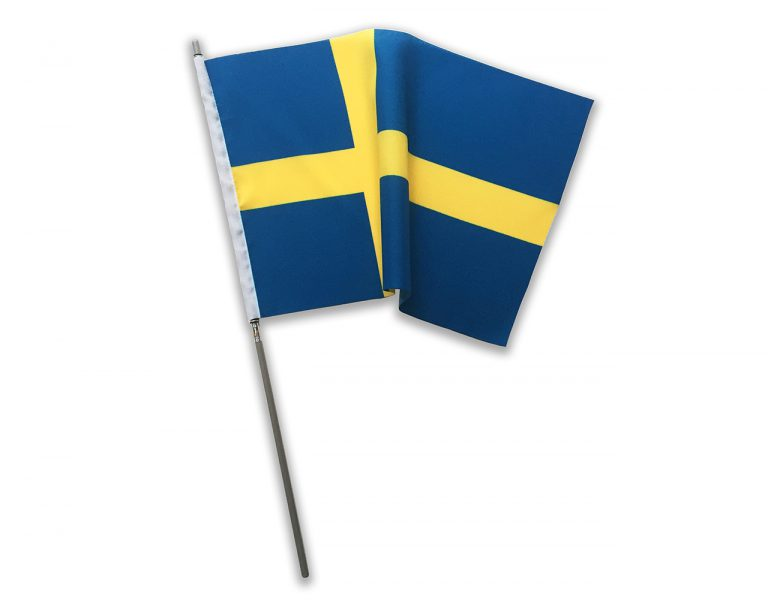 """""""Let's Flag"""" Sweden"""