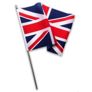 """Let's Flag"" United Kingdom"