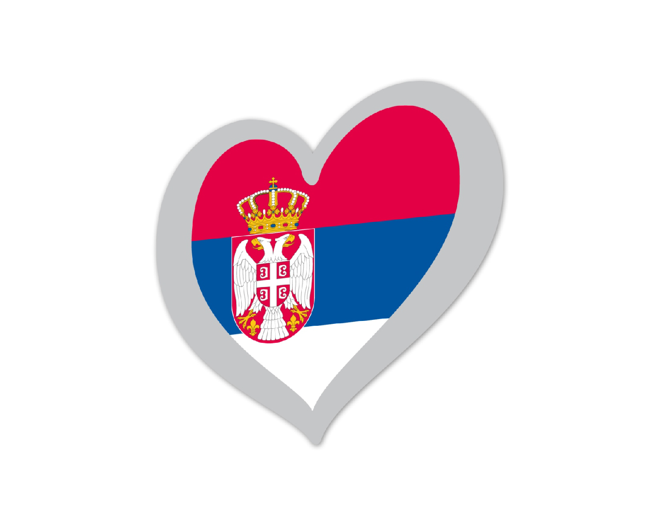 Scarf Serbia
