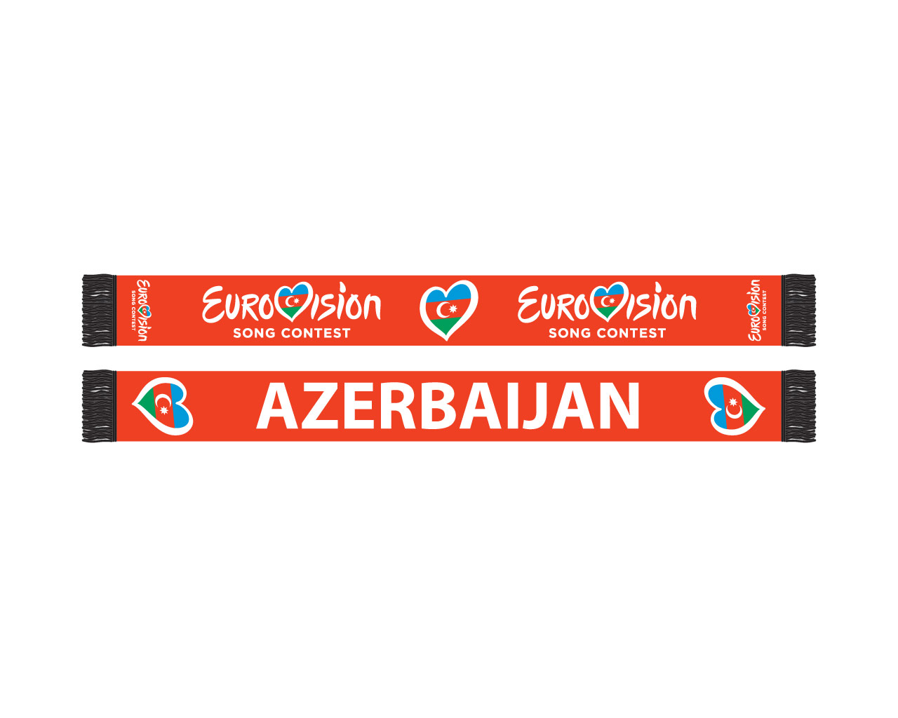 Scarf Azerbaijan