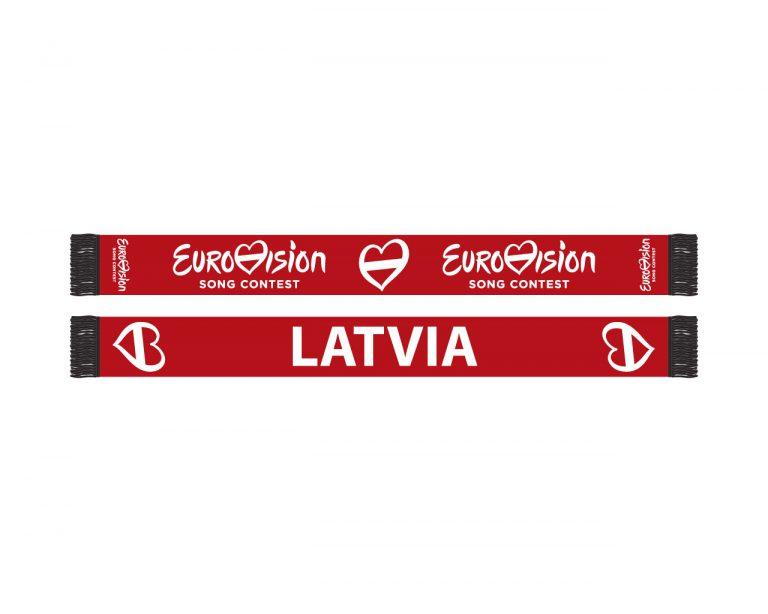 Scarf Latvia