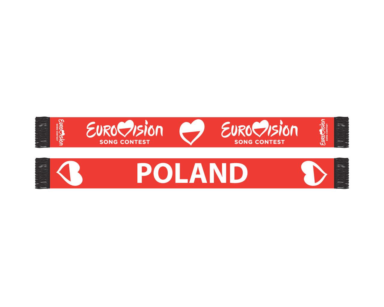 Scarf Poland