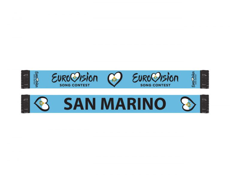 Scarf San Marino