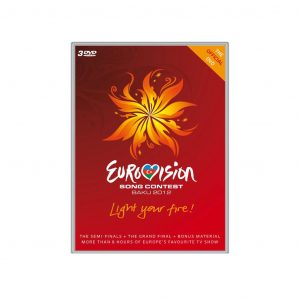 Official Eurovision Song Contest DVD 2012