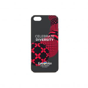 "iPhone 5/5S Cover ""Celebrate Diversity"""