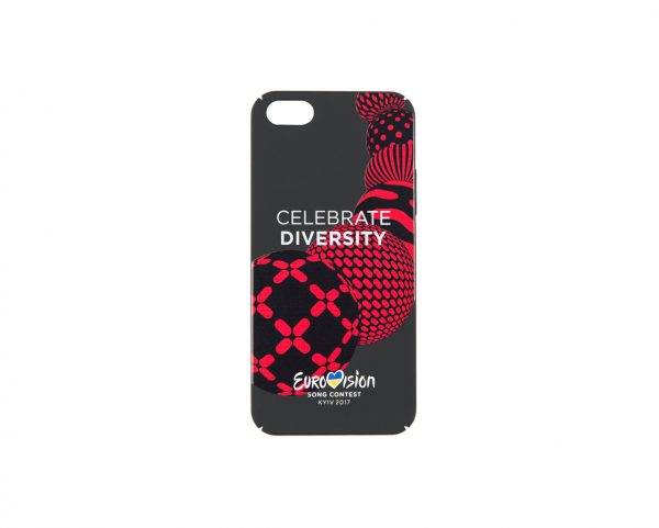 """iPhone 5/5S Cover """"Celebrate Diversity"""""""