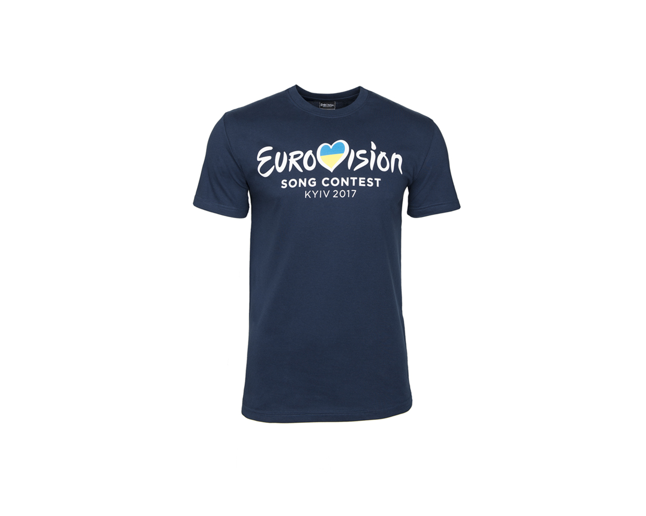 T-Shirt Men ESC 2017 Kyiv