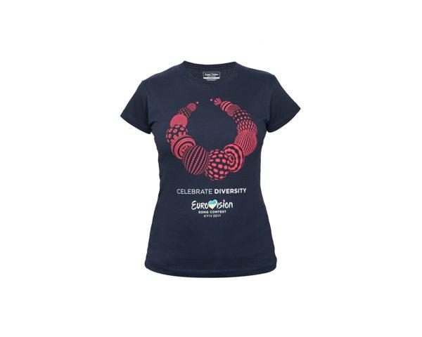 T-Shirt Women 'Celebrate Diversity'