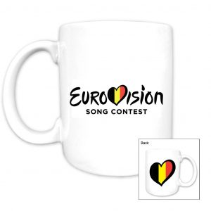 Eurovision Song Contest_Country Mug_Belgium