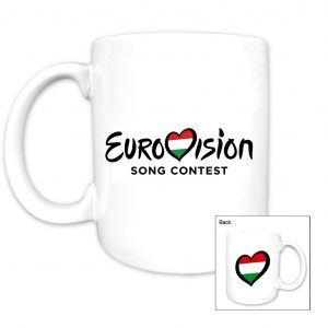 Eurovision Song Contest_Country Mug_Hungary