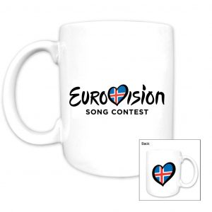 Eurovision Song Contest_Country Mug_Iceland