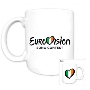 Eurovision Song Contest_Country Mug_Ireland