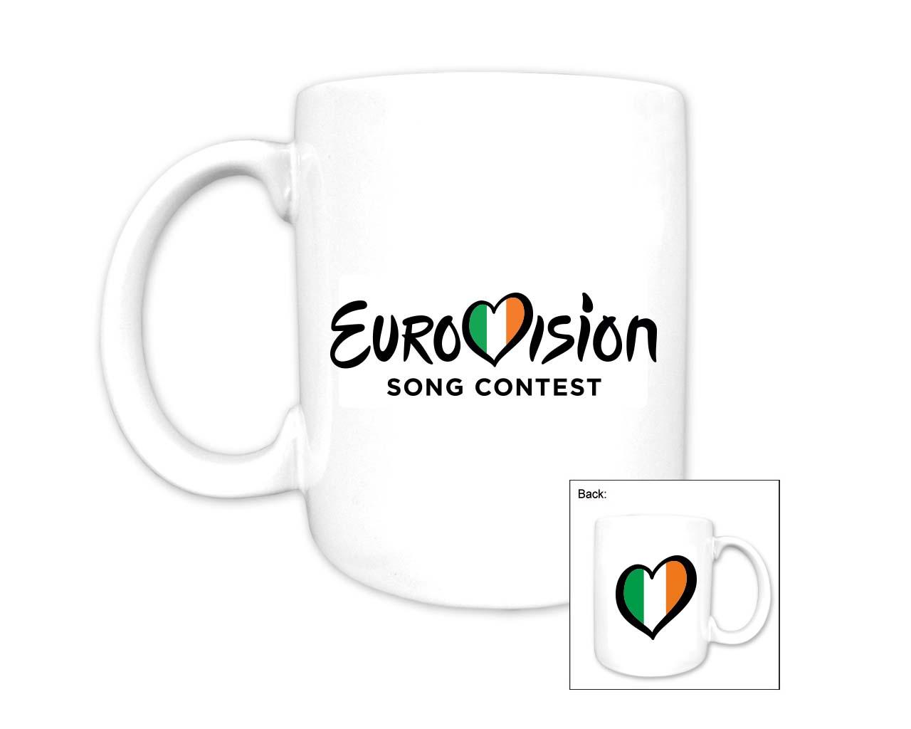 Eurovision Song Contest_Country Mug_Ireland