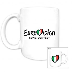 Eurovision Song Contest_Country Mug_Italy