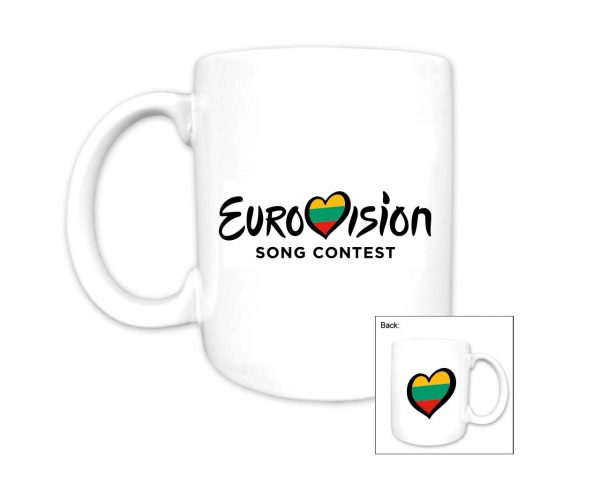 Eurovision Song Contest_Country Mug_Lithuania