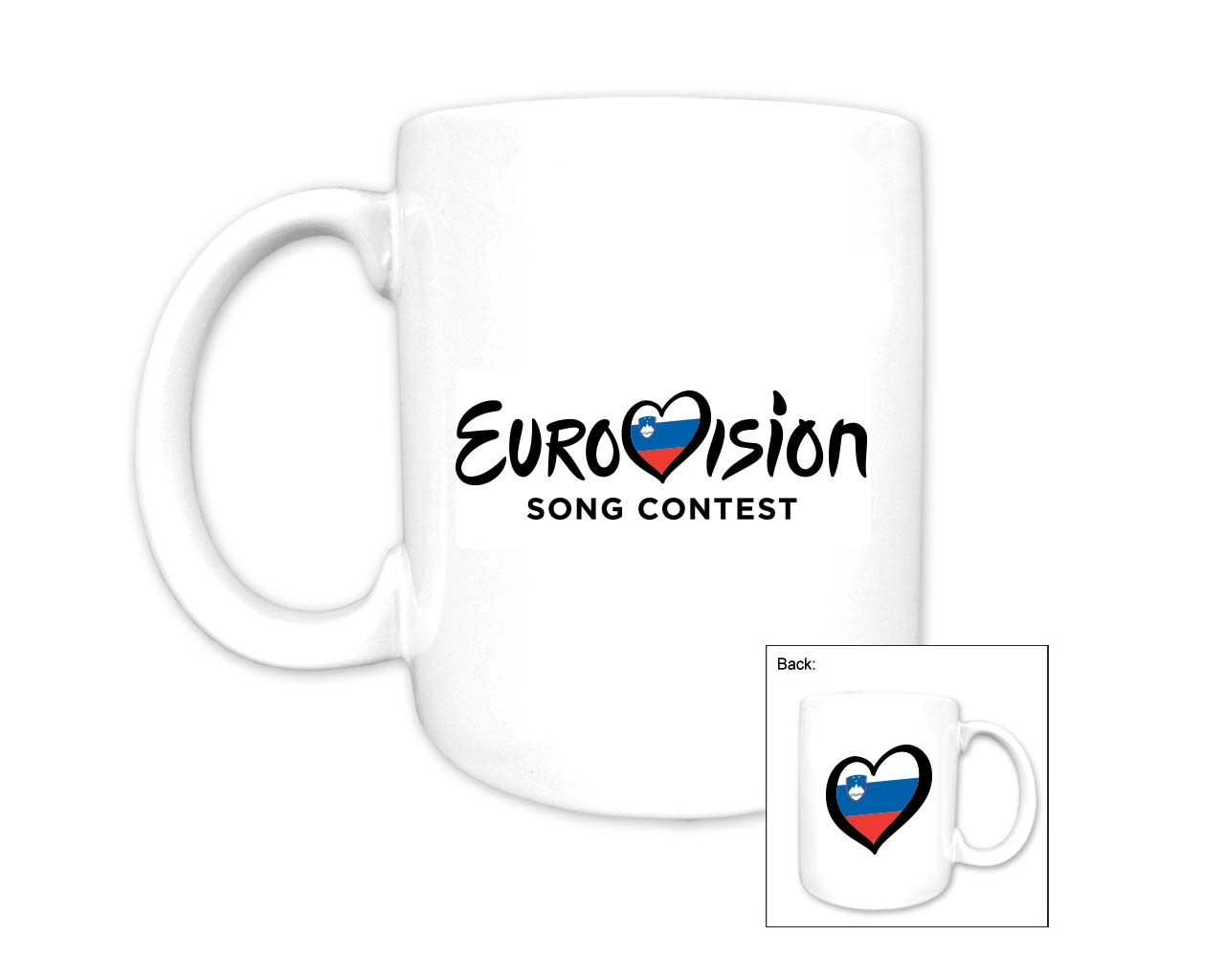 Eurovision Song Contest_Country Mug_Slovenia