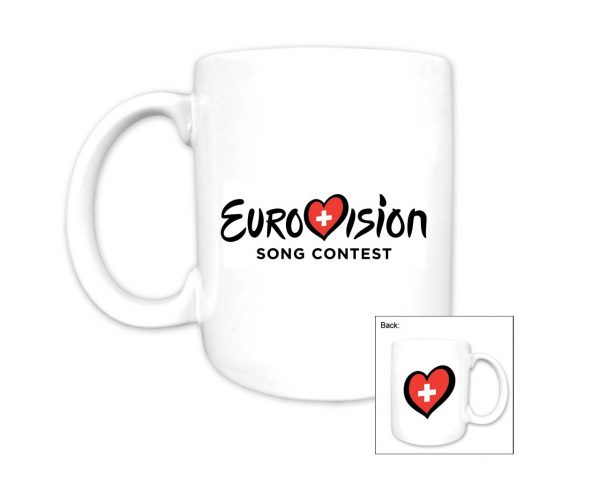 Eurovision Song Contest_Country Mug_Switzerland
