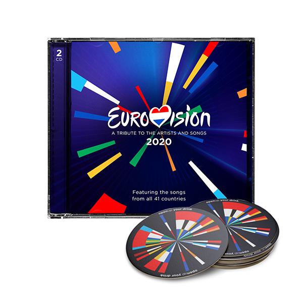 Official ESC 2020 Tribute CD